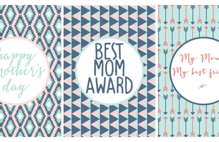 Mother's Day – Free Printables