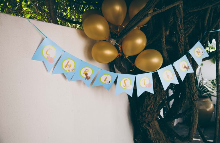 Real Party: Farmyard 1st Birthday